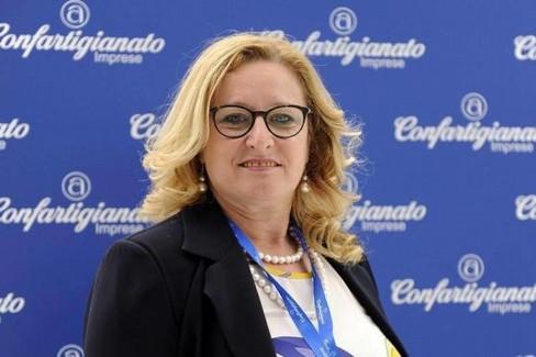 Rosa Gentile, presidente sud Italia confartigianato