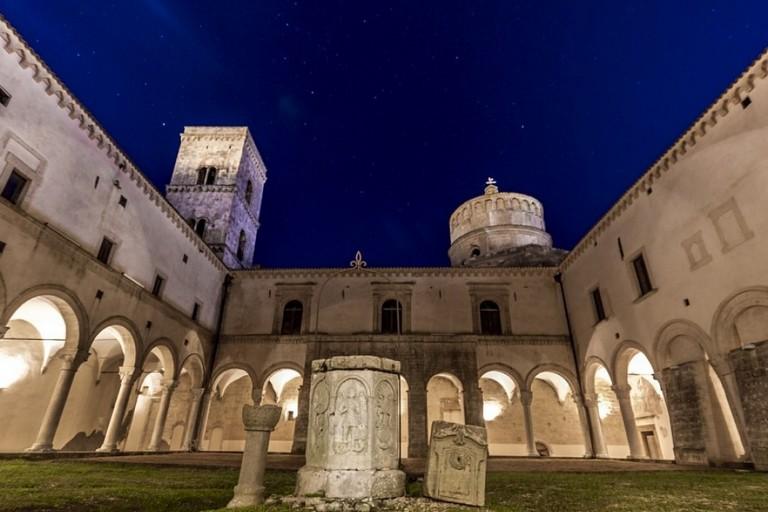 Abbazia di San Michele Arcangelo di montescaglioso