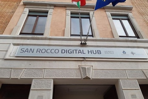 Hub San Rocco