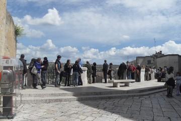Turisti di Pasqua