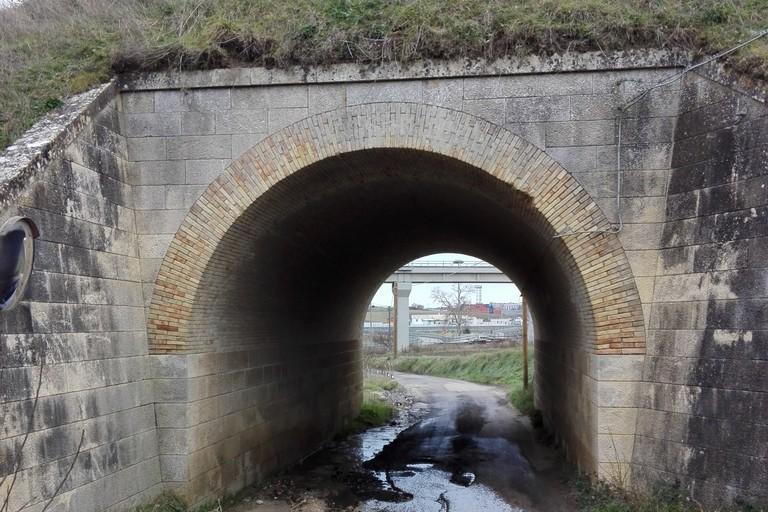 Ponte in contrada Serra Paducci