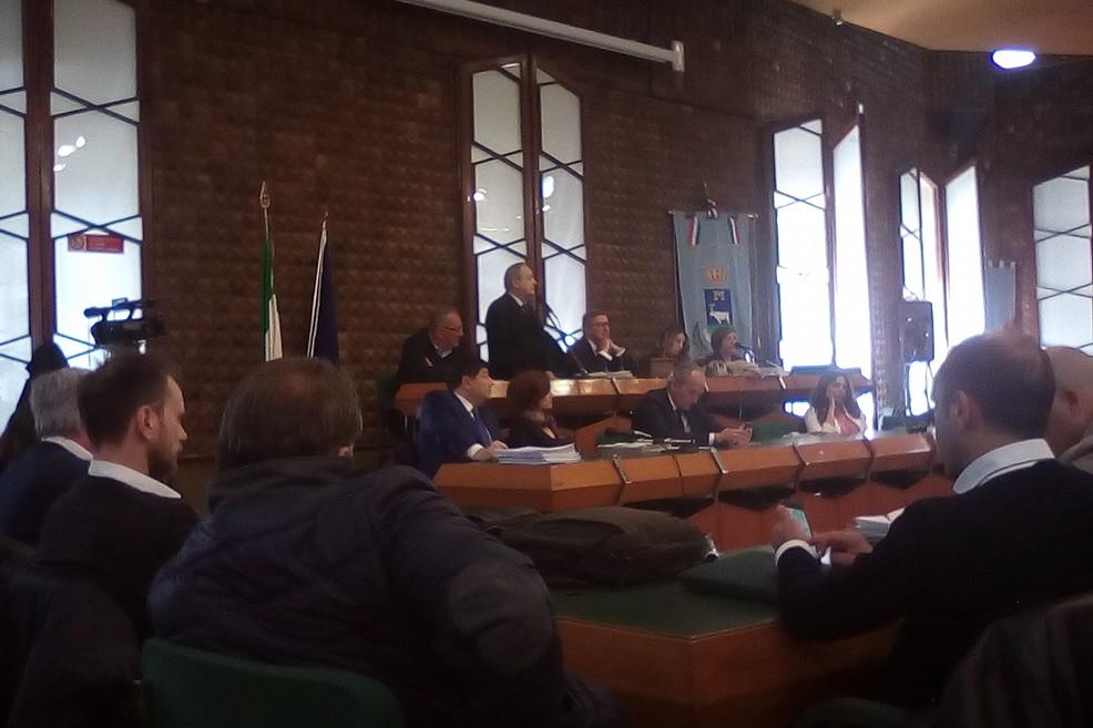 Consiglio comunale Matera