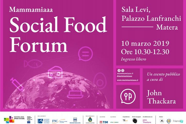 social food forum