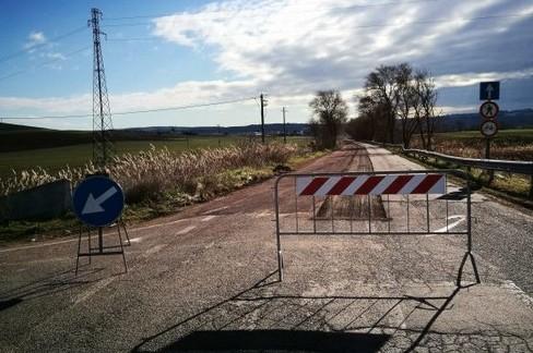 strada contrada pantano