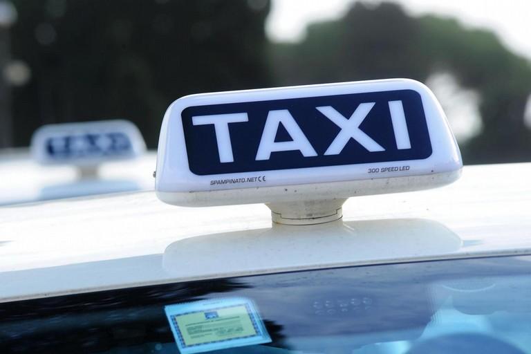 taxi e Ncc