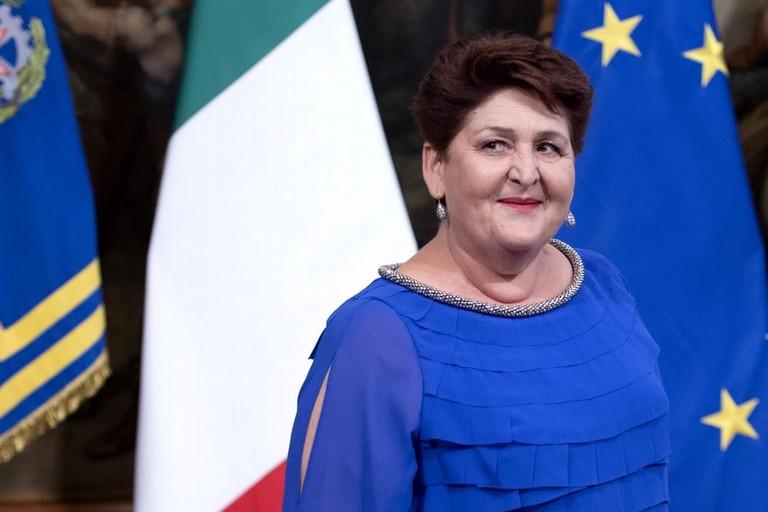 Teresa Bellanova- Ministro agricoltura