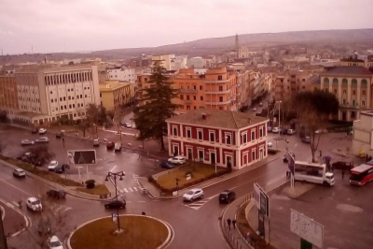 viabilità e traffico a Matera