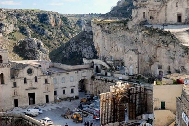 "A Matera sbarca un film ""made in Bollywood"""