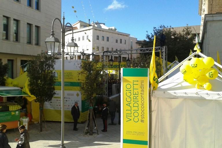 Villaggio Coldiretti a Matera