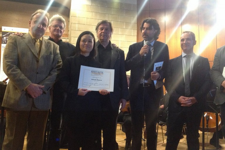 """M° Mayana Ishizaki vince il Concorso Internazionale di Direzione d'Orchestra """"Nino Rota"""""""