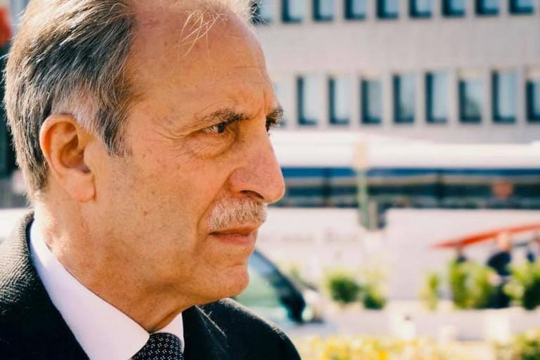 Vito Bardi, presidente della Regione Basilicata