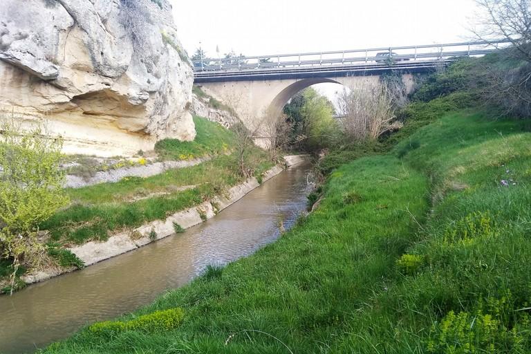 Torrente di Matera - Foto Gruppo volontari per l'ambiente